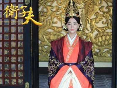 卫子夫王灵 演过卫子夫的女星